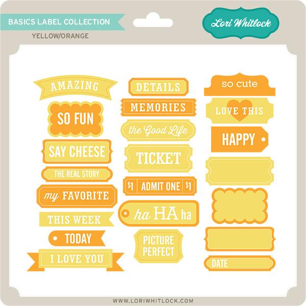 Basics Label Collection