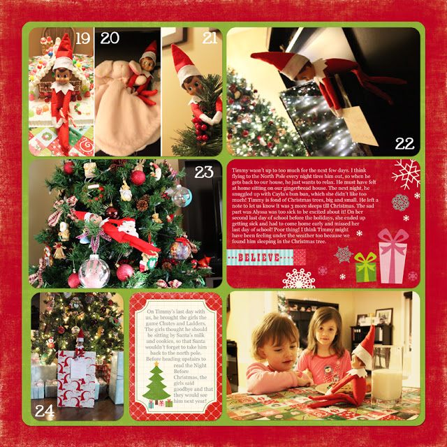 Layout by Sheri Horton