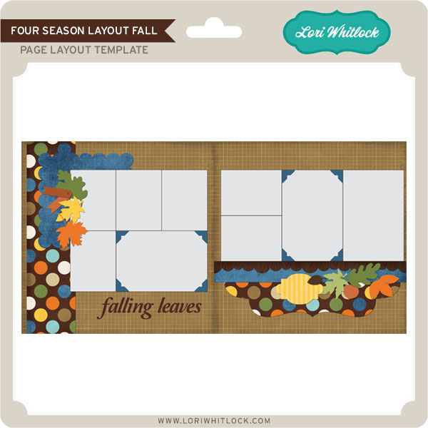 Four Season Layout Fall