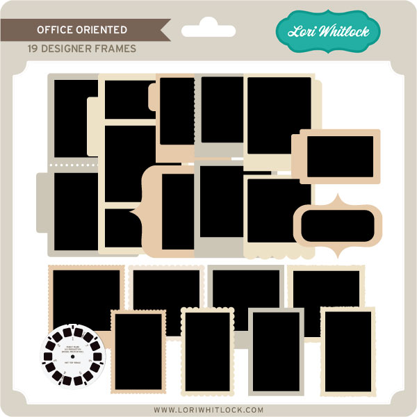Office Oriented Frames