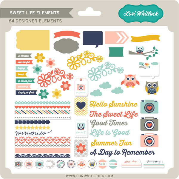 Sweet Life Elements