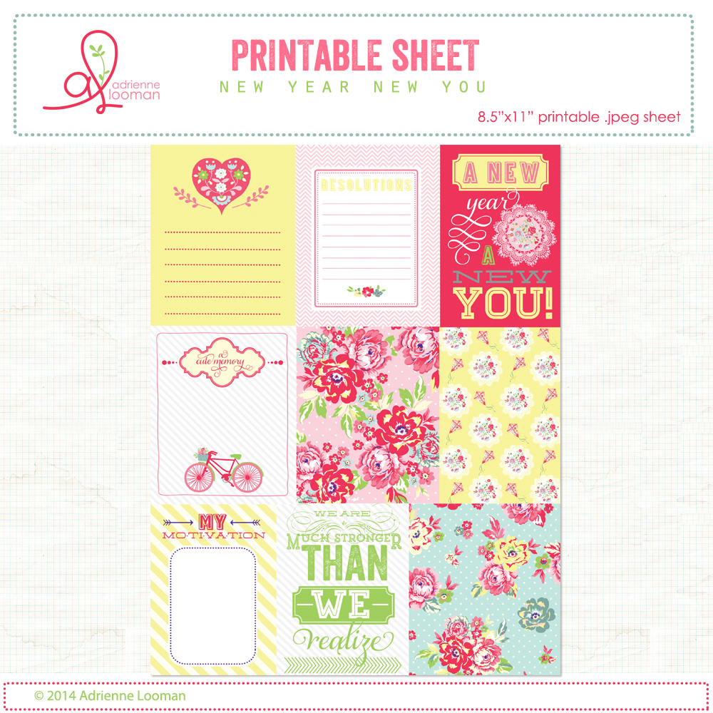 photo relating to Printable New Year Cards known as Printable sheet Fresh Yr playing cards no.1