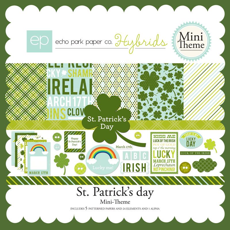 St. Patrick's Day Mini-Theme