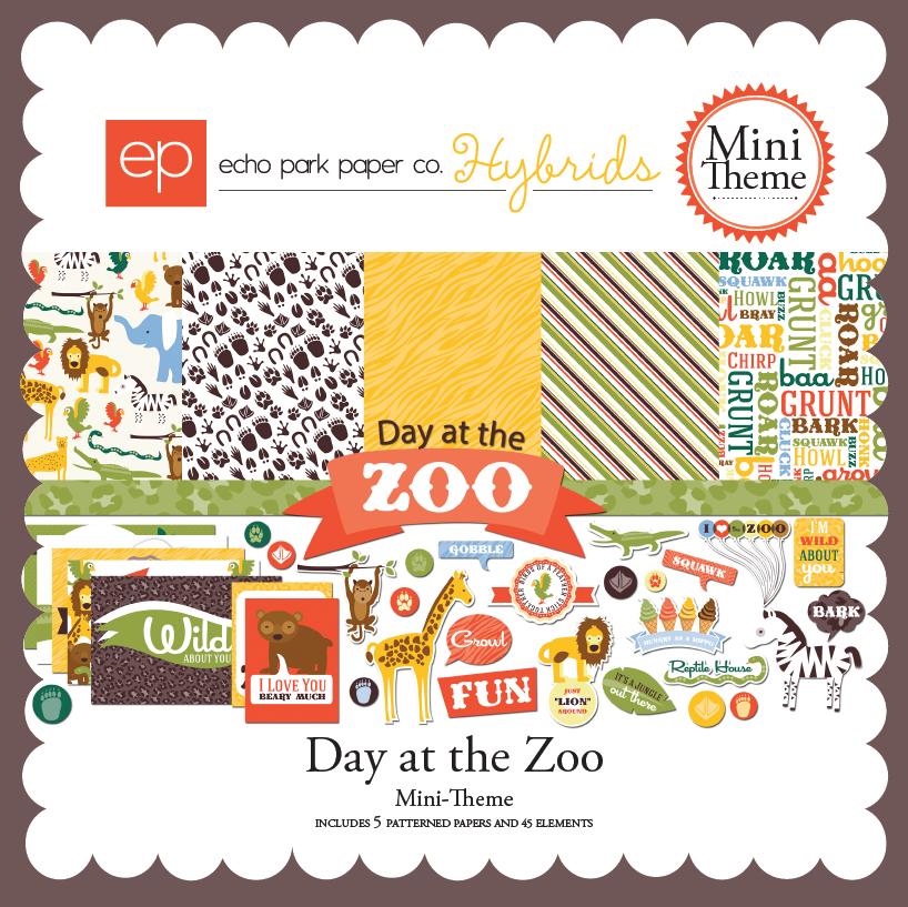 Day at the Zoo Mini-Theme