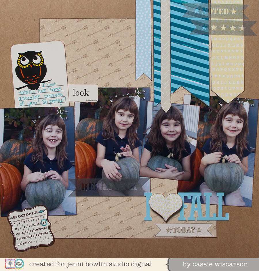 Digital layout by Cassie Wiscarson