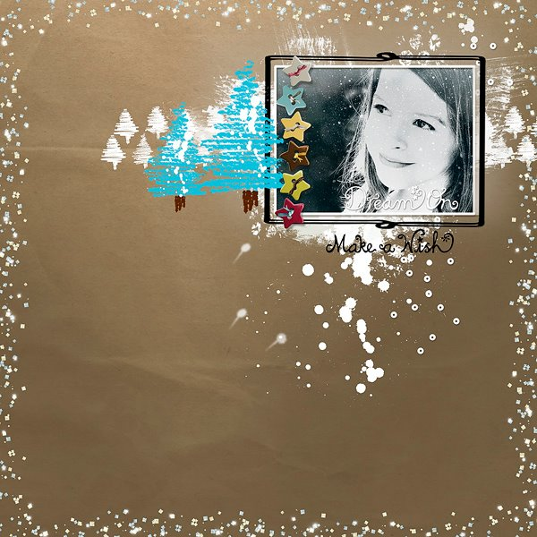 This awesome layout was created by Margje van Arnhem