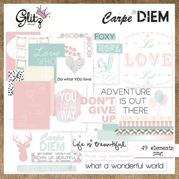 Carpe Diem Element Pack 2