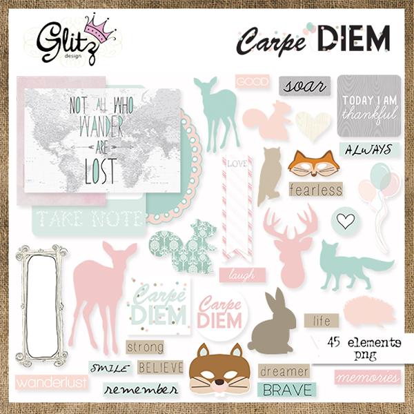 Carpe Diem Element Pack 3