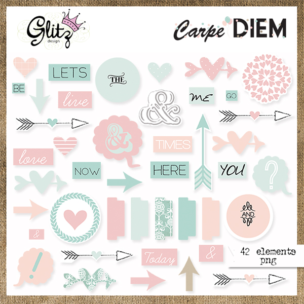 Carpe Diem Element Pack 4