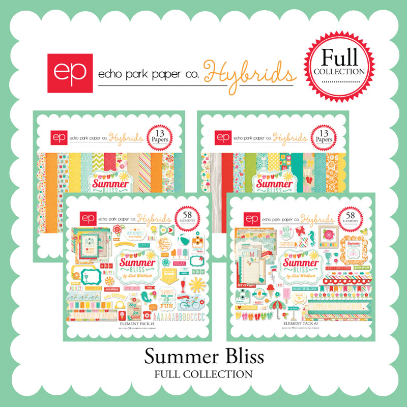 Summer Bliss Complete Collection