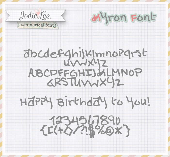 Kyron Font