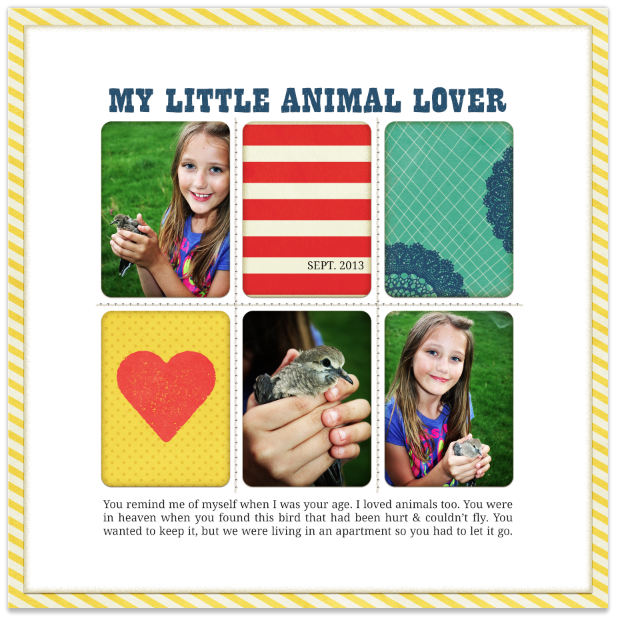 Crystal's 12x12 Template Collection - Template Pack #1