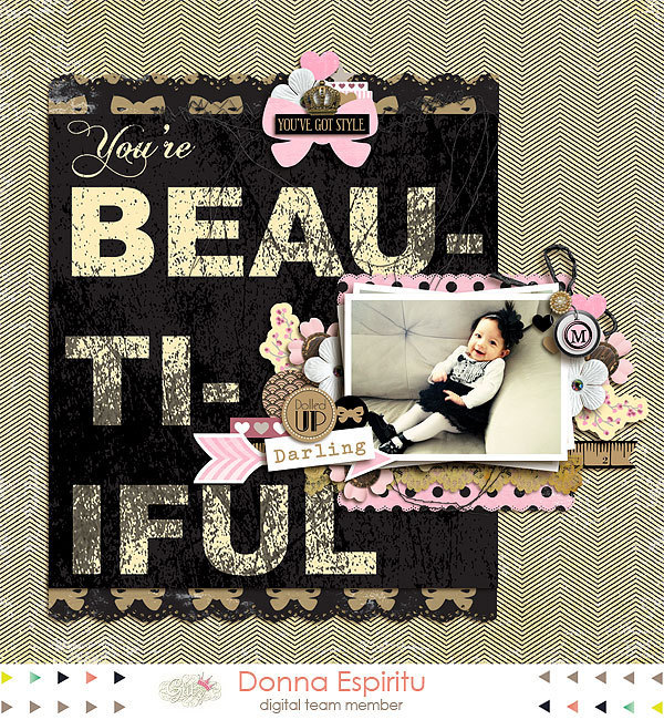 All Dolled Up Paper Pack 1