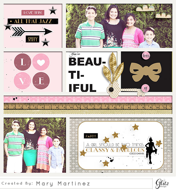 All Dolled Up Paper Pack 2