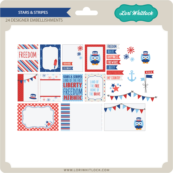 Stars & Stripes Collection