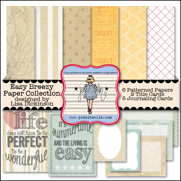 Easy Breezy Paper Collection