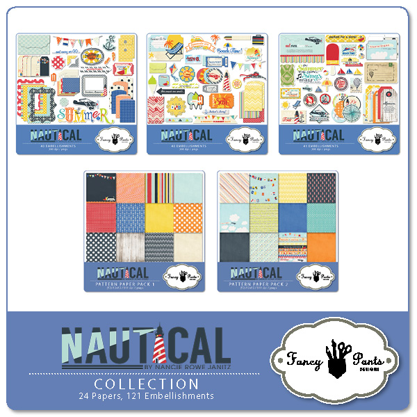Nautical Complete Collection
