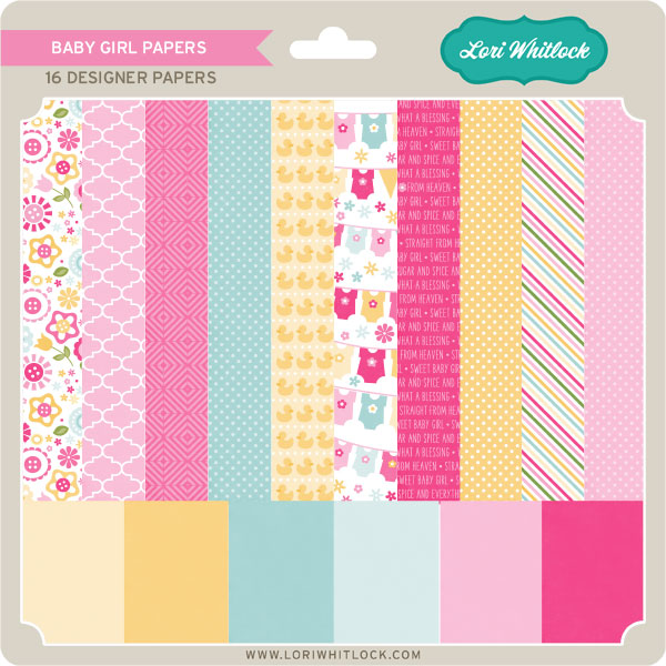 Baby Girl Papers