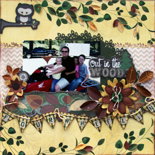 Layout by Debbie Sherman