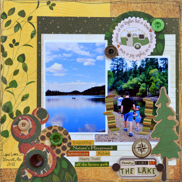 Layout by Julie Tucker-Wolek