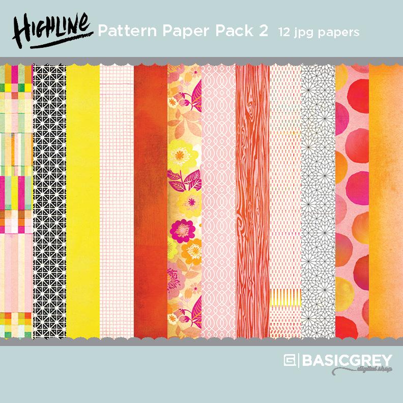 Highline Paper Pack 2