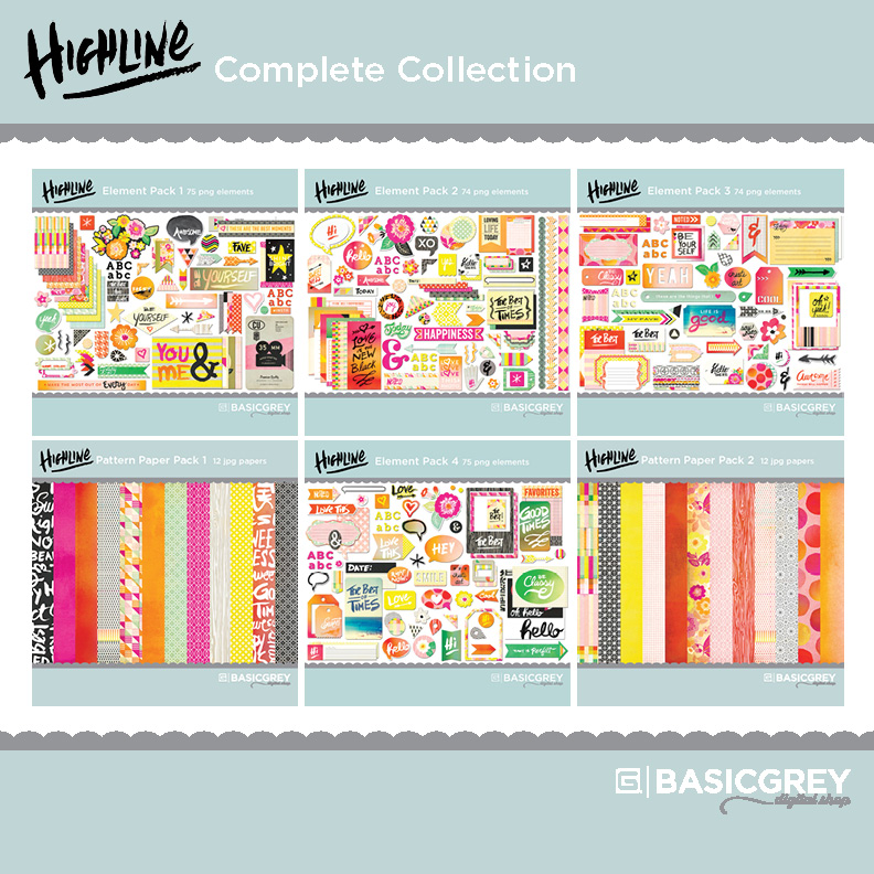 Highline Full Collection