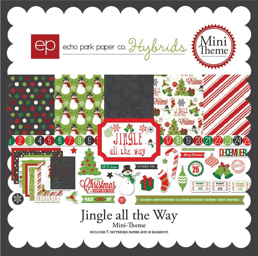 Jingle all the Way Mini-Theme