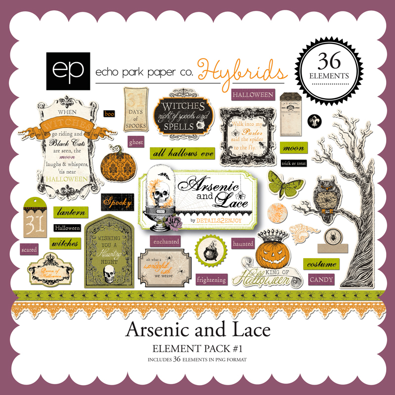 Arsenic and Lace Complete Collection