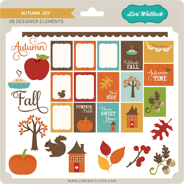 Autumn Joy Collection