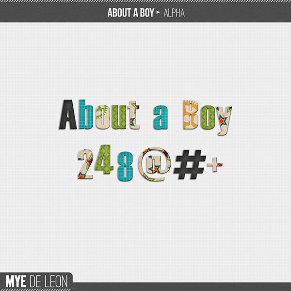 About A Boy | Alpha