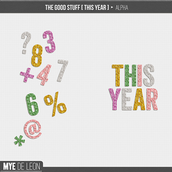 The Good Stuff {This Year} | Complete Collection