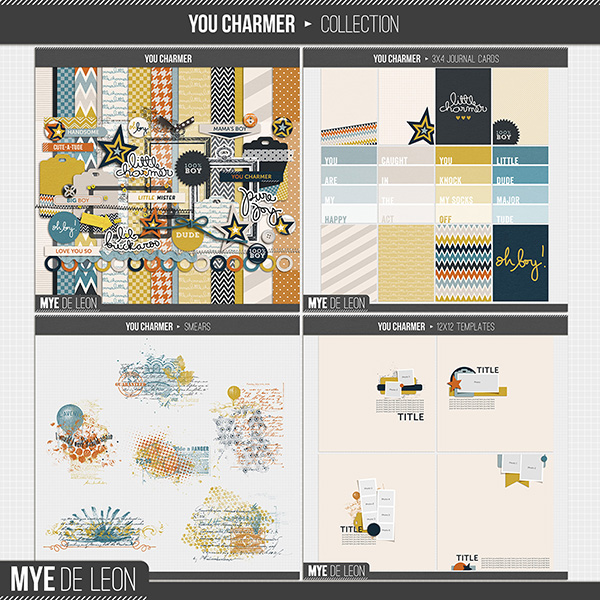 You Charmer | Complete Collection