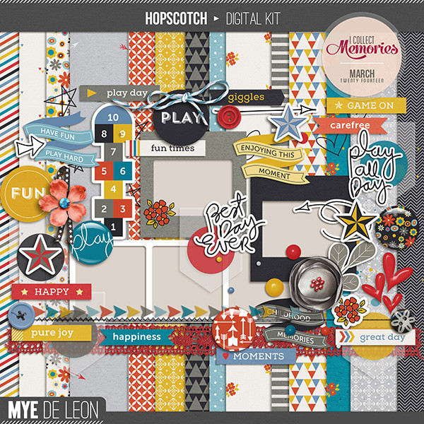 Hopscotch | Complete Collection