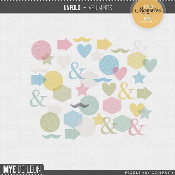 Unfold | Vellum Bits