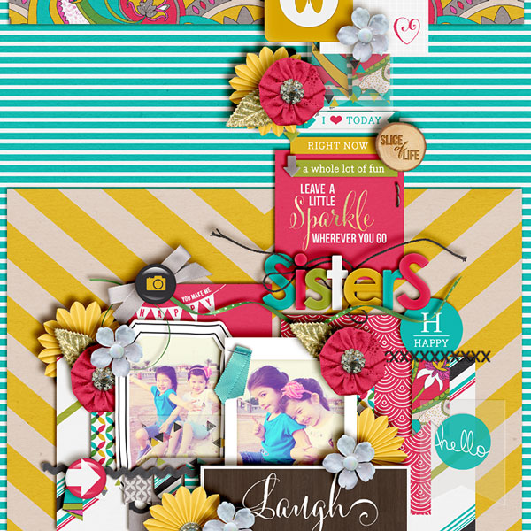 Frolic | Patterned Papers