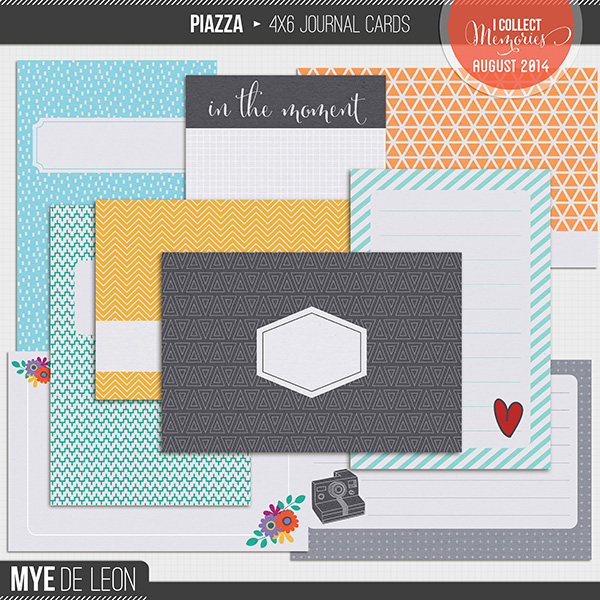Piazza   Complete Collection