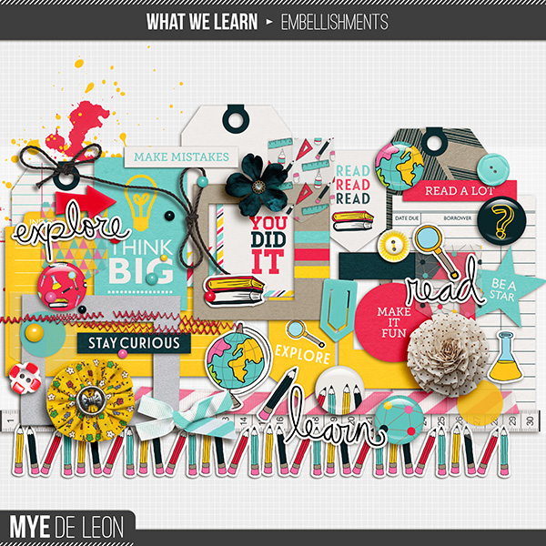 What We Learn | Complete Kit