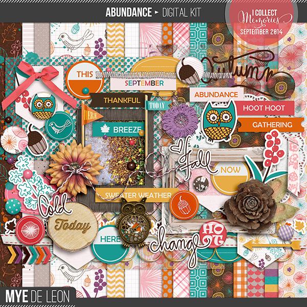Abundance | Complete Kit