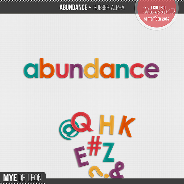 Abundance | Complete Collection