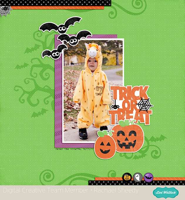 Halloween Brushes and PNGs Set 1