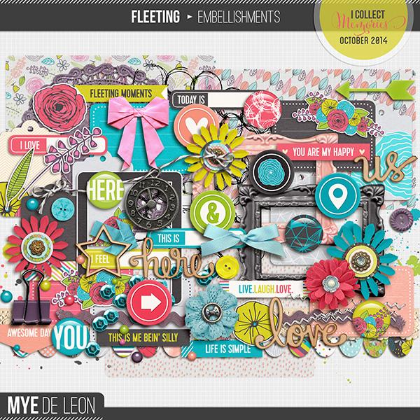 Fleeting | Embellishments