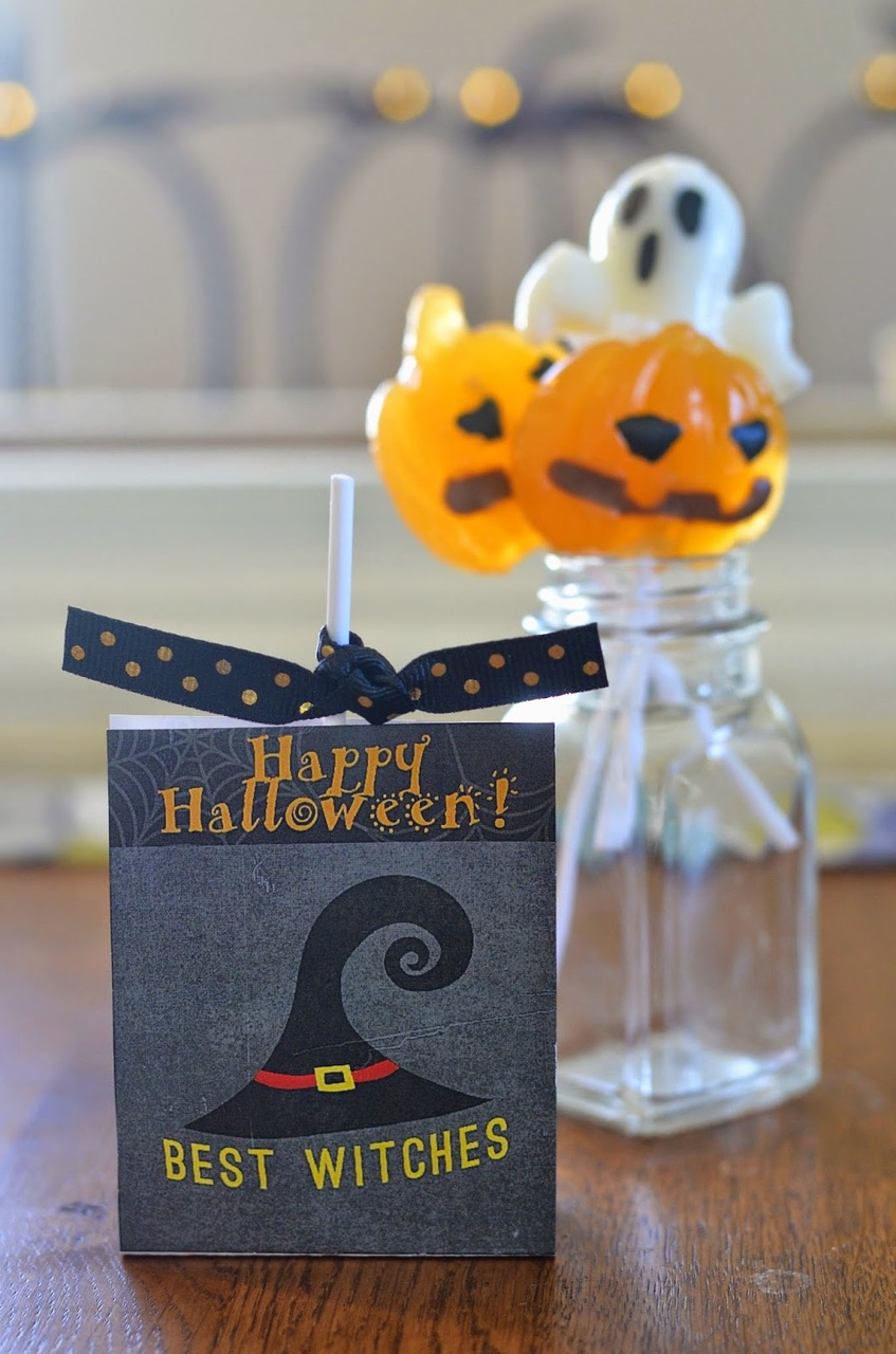 Spookalicious | Journal Cards