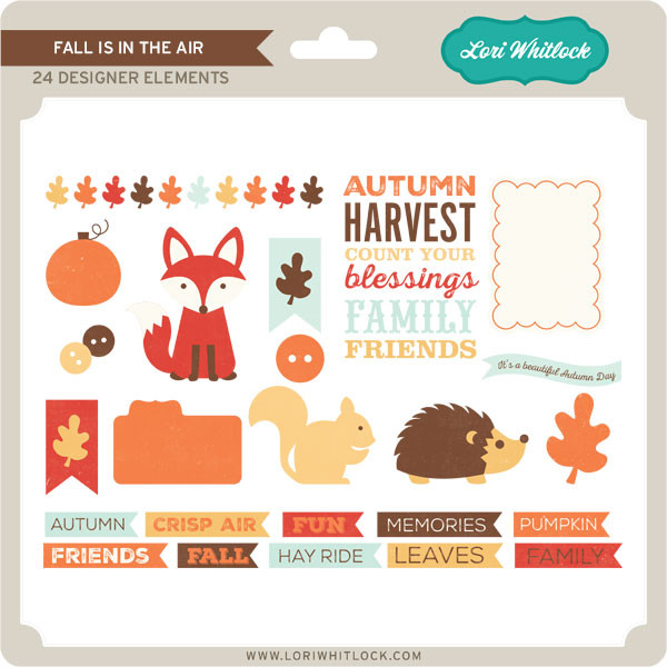 Fall Is In the Air Collection