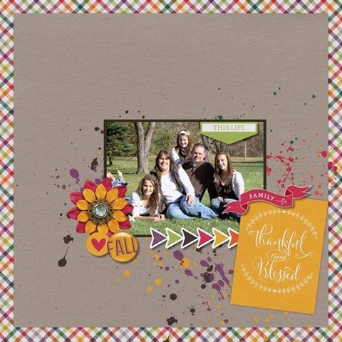 Gather Together | Paper Pack 1