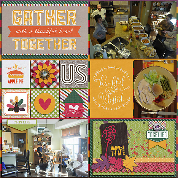 Gather Together | Element Pack 2
