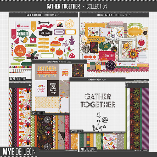 Gather Together   Complete Collection