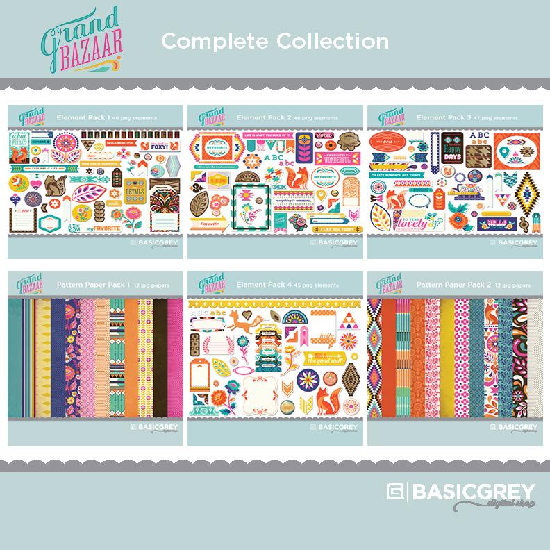 Grand Bazaar Complete Collection