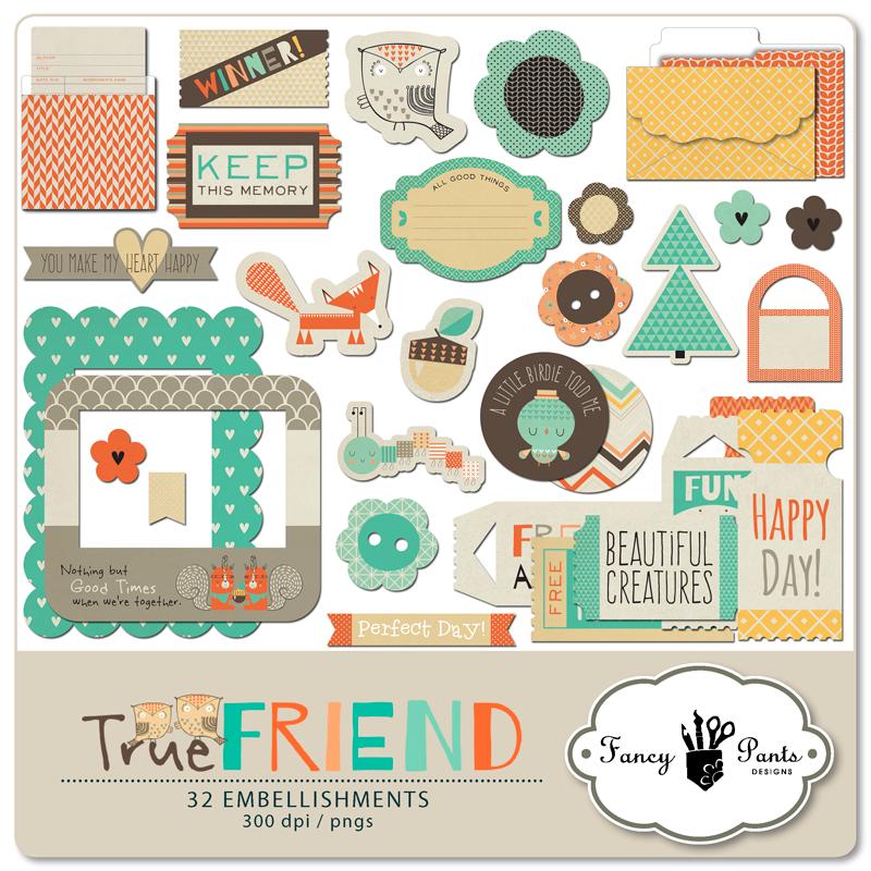 True Friend Complete Collection