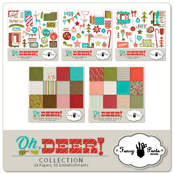 Oh Deer Complete Collection