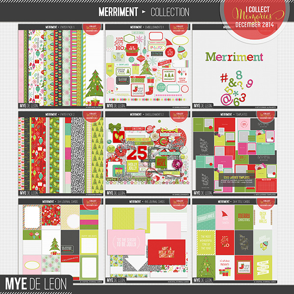 Merriment | Complete Collection
